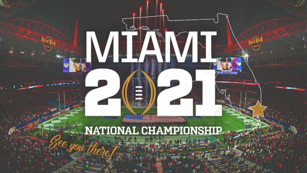 2020 CFB National Championship