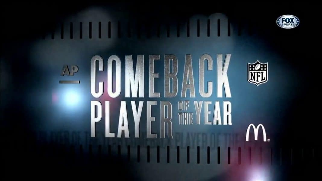 Comeback Player of the Year
