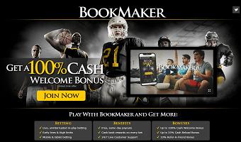 Bookmaker sportsbook promo