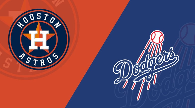 Dodgers vs. Astros