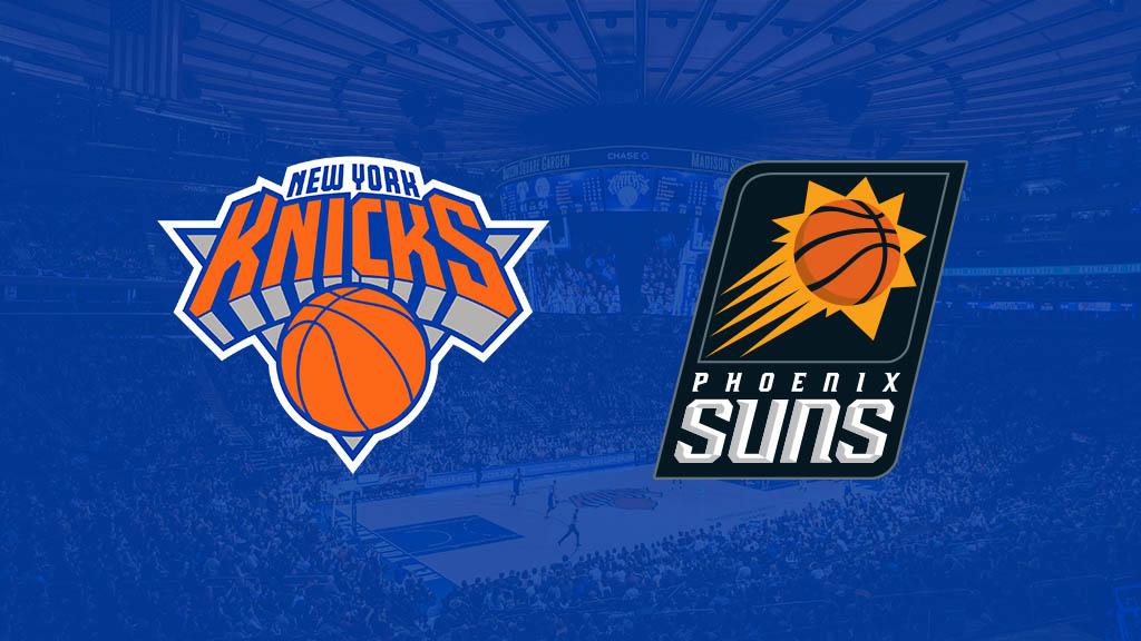 Knicks vs. Suns