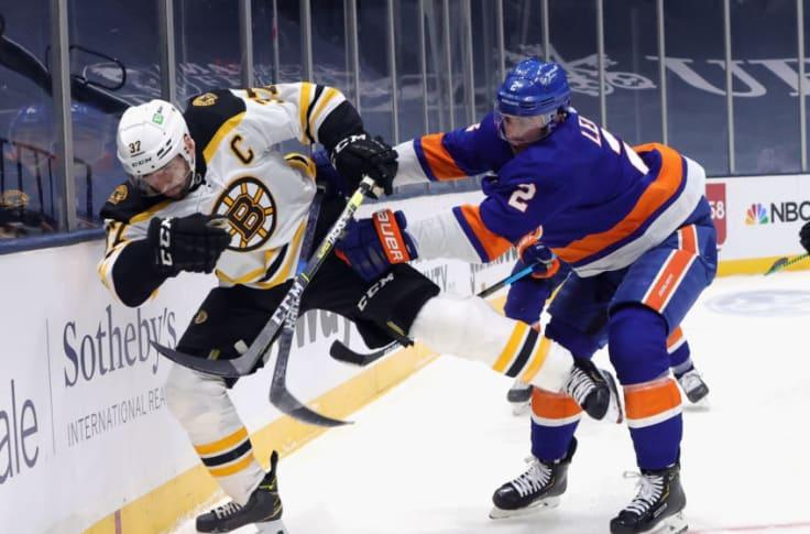 NY Islanders vs. Boston Bruins