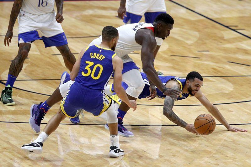 Pelicans vs. Warriors