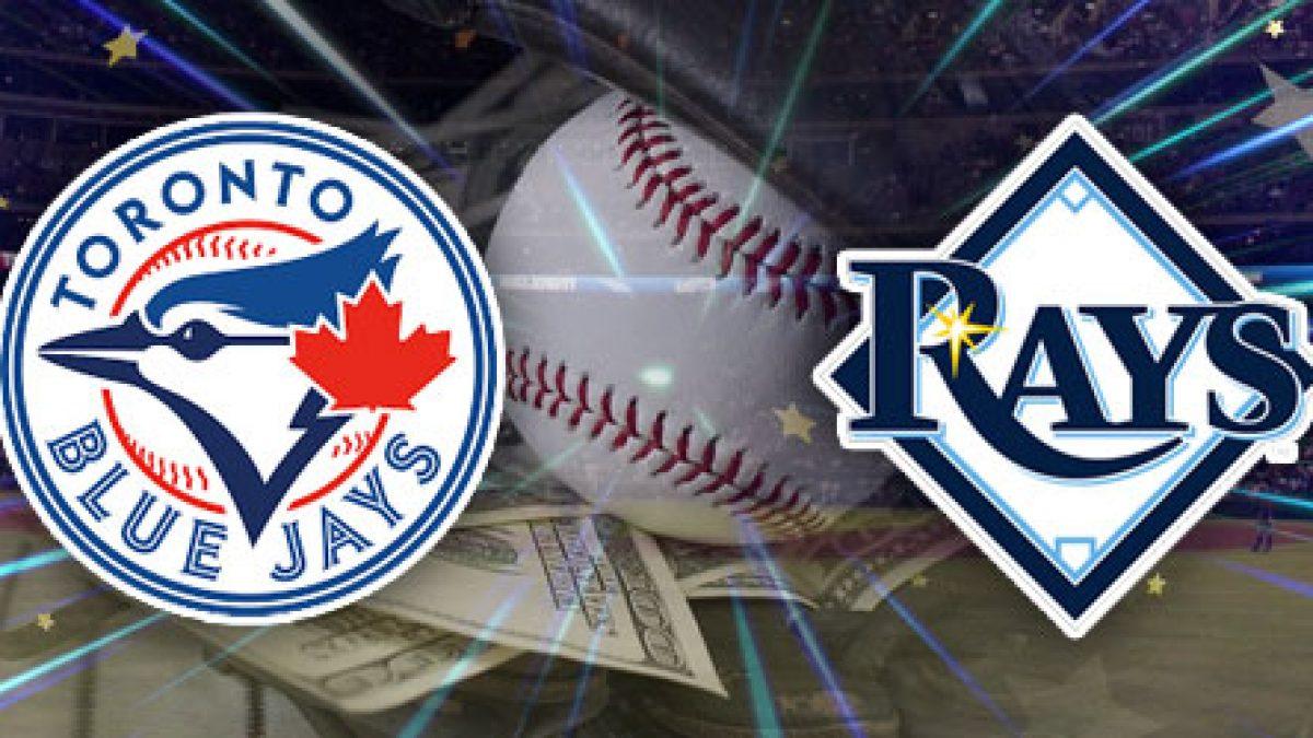 Rays vs. Blue Jays