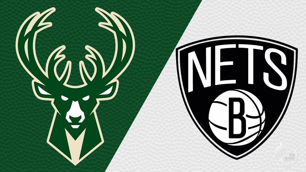 Milwaukee Bucks vs. Brooklyn Nets