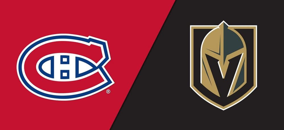 Vegas Golden Knights vs. Montréal Canadiens