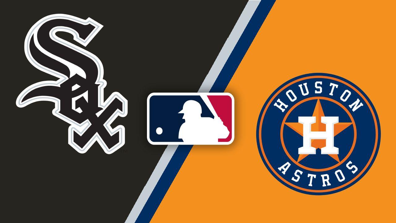 White Sox vs. Astros
