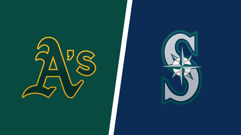Oakland A's vs. Seattle Mariners