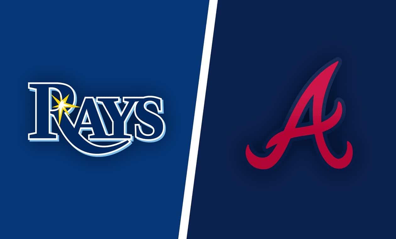 Rays vs. Braves