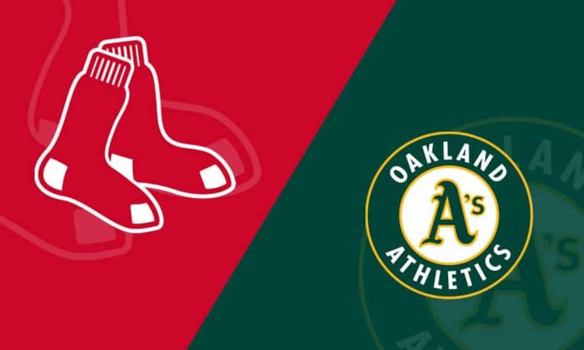 Red Sox vs. Athletics