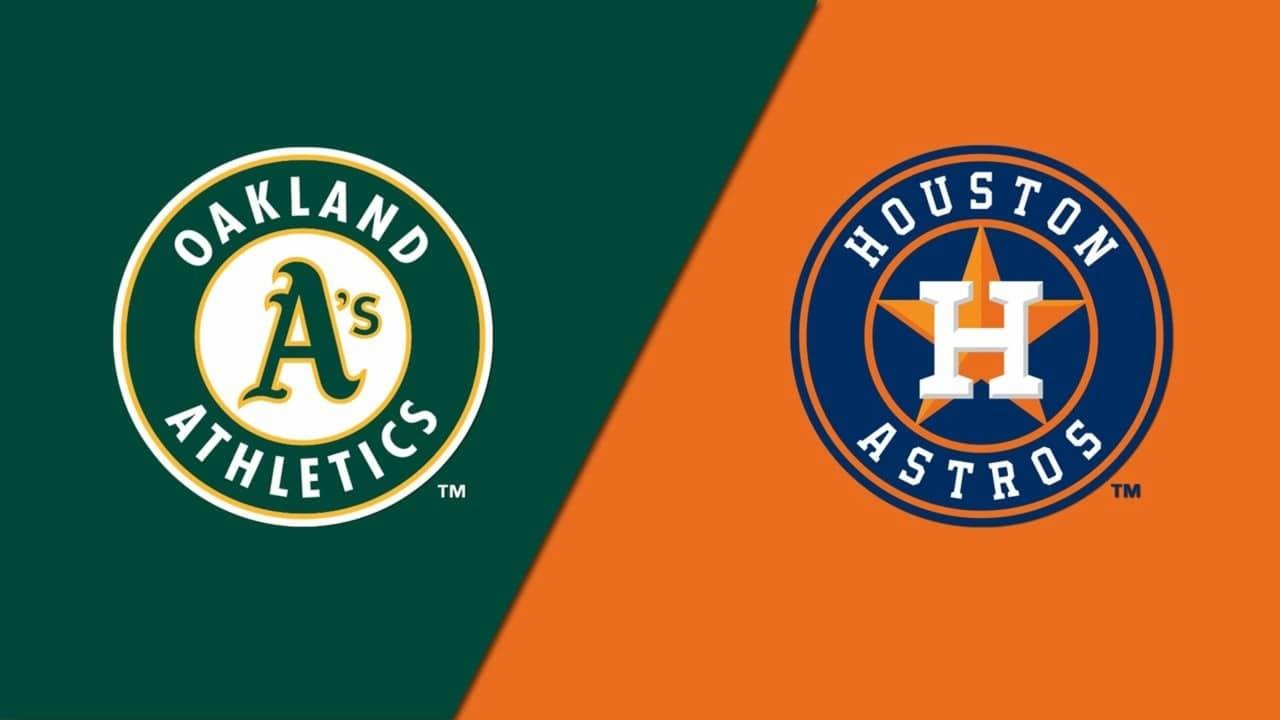 Oakland A's vs. Houston Astros