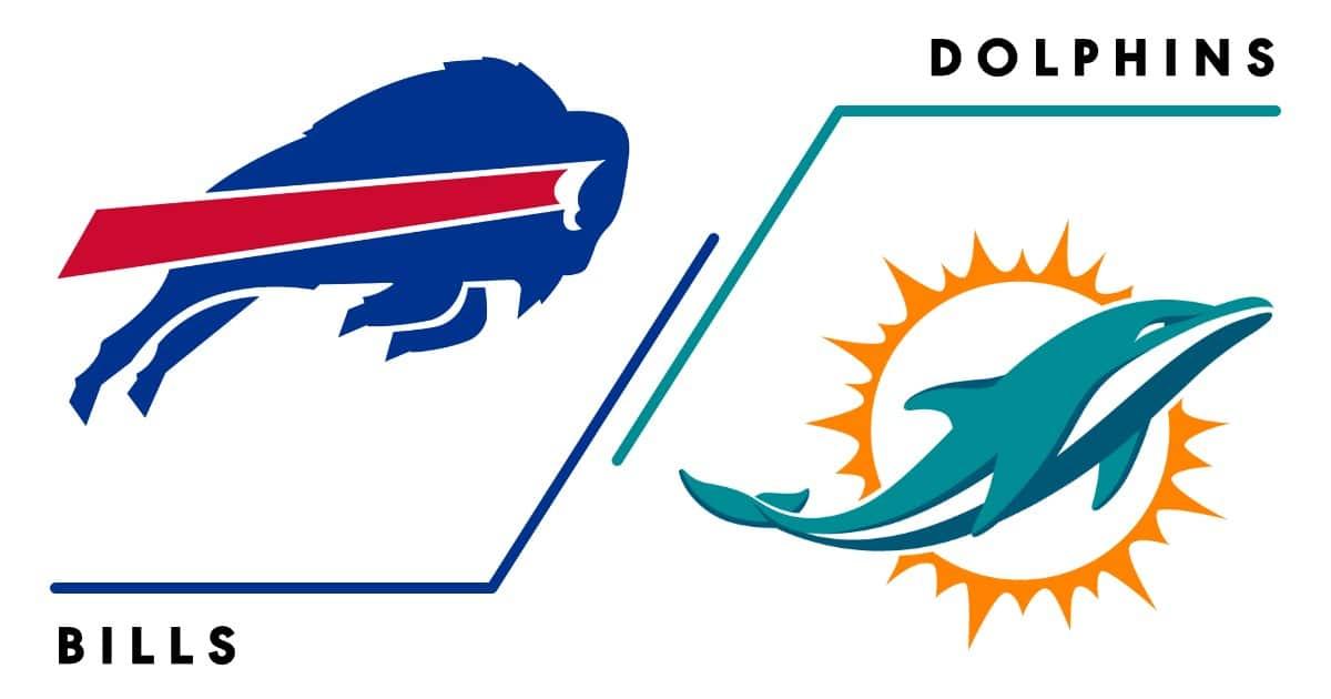 Buffalo Bills vs. Miami Dolphins